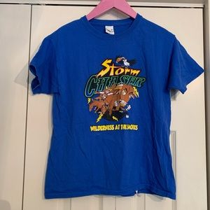 """Storm Chaser"" Wilderness at the Smokies Tee"
